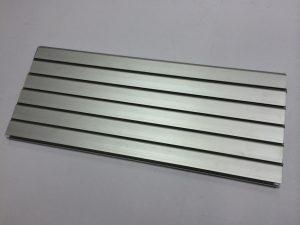 Aluminium Mini Flat Slats Roller Shutters Singapore