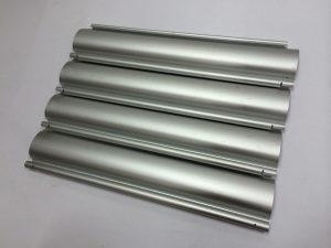 Aluminium Round Slats Roller Shutters Singapore