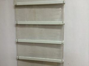 Polycarbonate Multi-Vision Panel Roller Shutters Singapore
