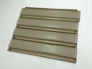 Perforated Steel Roller Shutters Singapore
