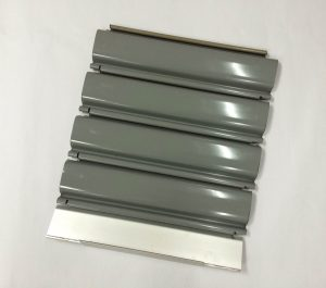 Powder Coated Steel Roller Shutters