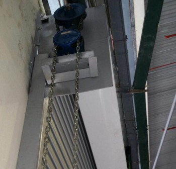 Chain Operated Roller Shutter