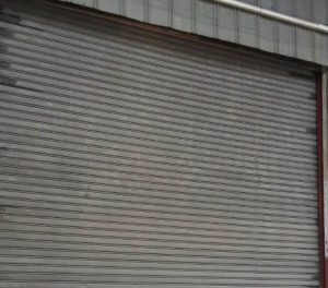 Motorised Steel Roller Shutter Repair