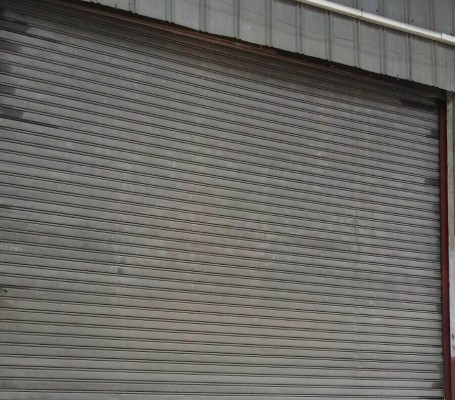 Motorised Steel Roller Shutter Repair