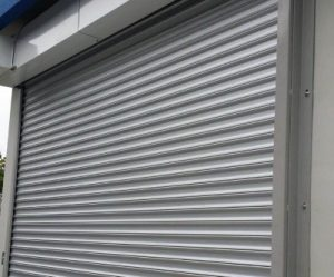 Fire Rated Shutter functions