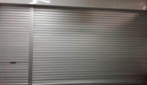 Motorized and Manual Aluminium Roller Shutter