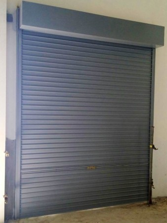 Powder Coated Aluminium Roller Shutters