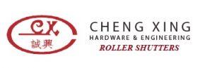 Roller Shutter Logo in Singapore