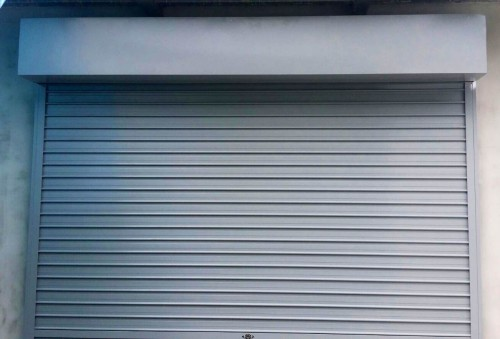 Powder Coated Industrial Factory Aluminium Roller Shutters