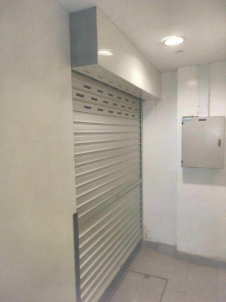 Ferrer Road Condominium Manual Aluminium Shutters