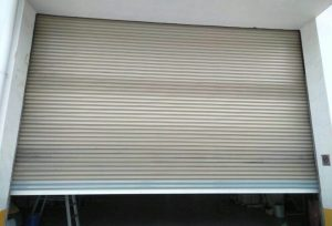 Repair and Replace Motorised Steel Roller Shutter Parts for Tuas Warehouse