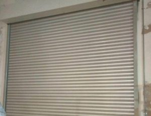 2 Sets of Fire Rated Shutters Installed for Jurong Island Factory