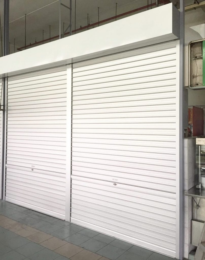How Do Roller Shutter Doors Work