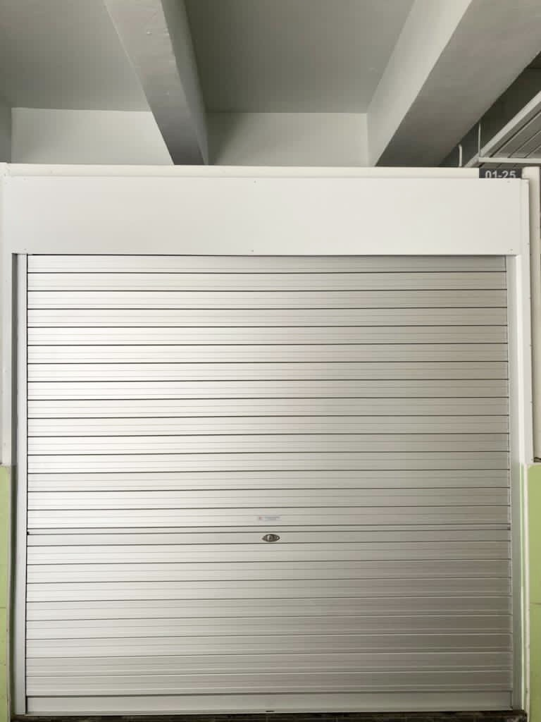 How to Tell if a Manual Roller Shutter Lacks Tension & Change of Spring May Be Required
