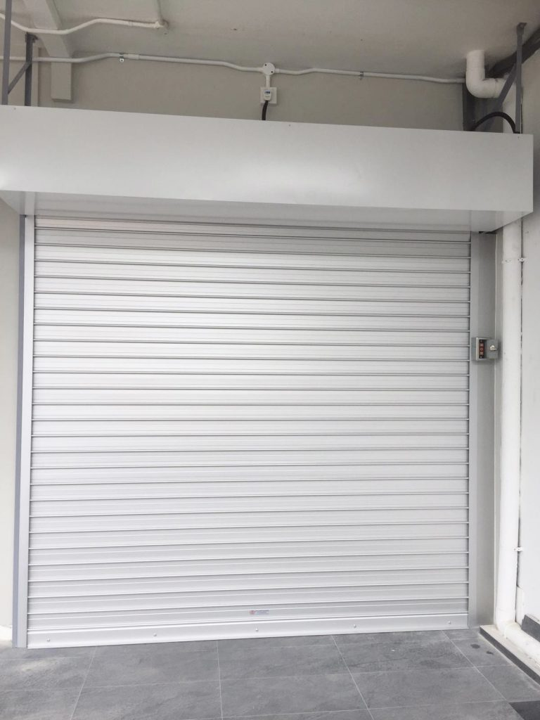 Why Motorised Roller Shutters Should At Least Be Used Once in A While Even if Access is Not Required